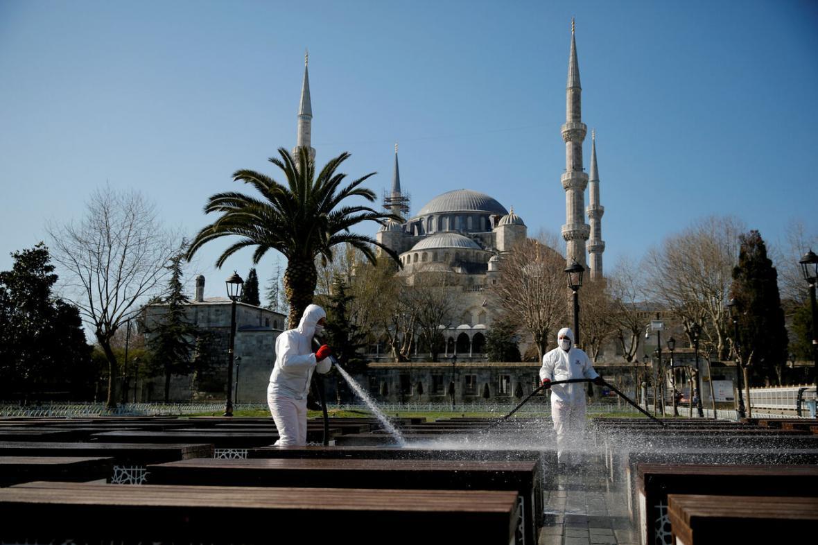 ترکیه کانون شیوع کرونا در منطقه شد