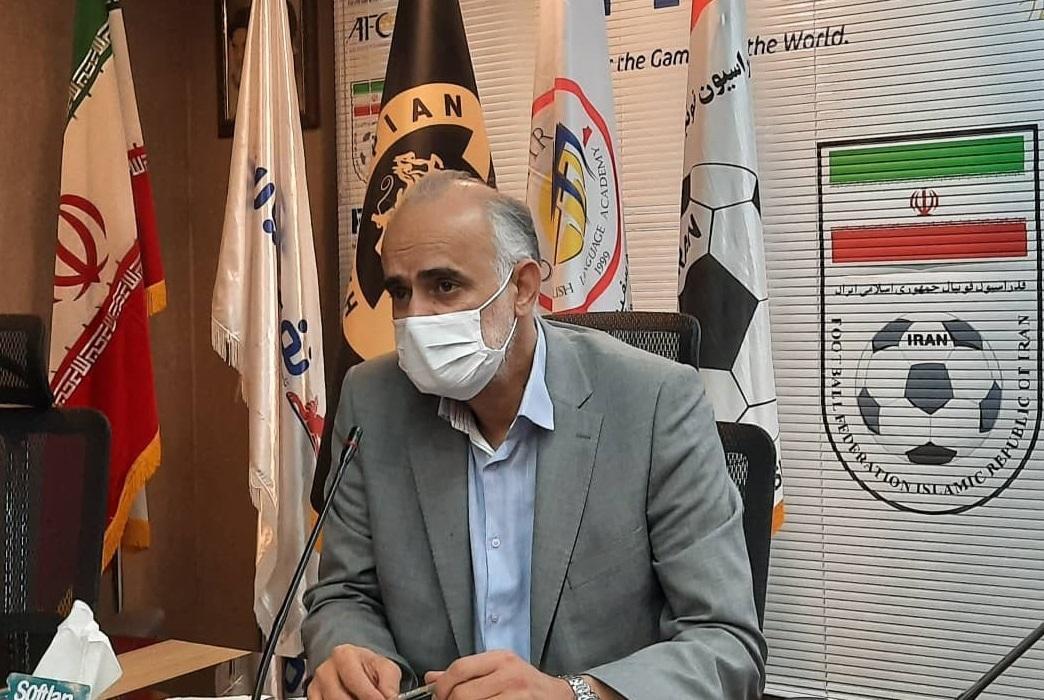 نبی: فدراسیون، نهاد عمومی غیر دولتی است ، درباره پرونده ویلموتس نمی توانم پیش داوری کنم