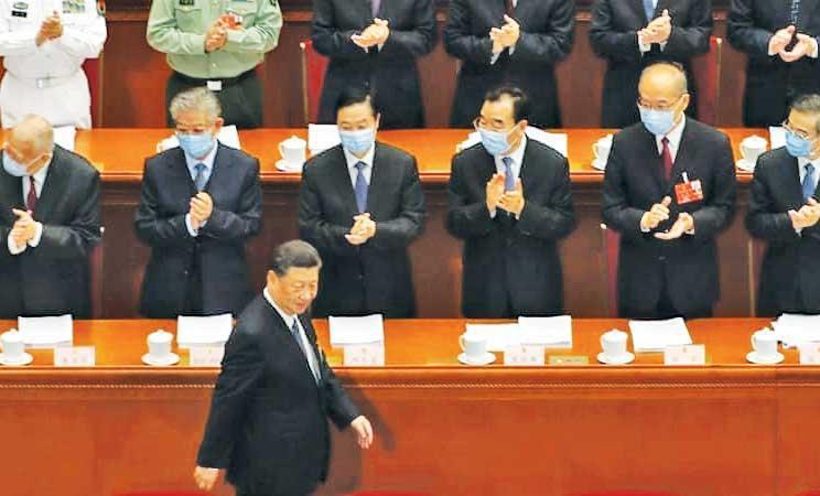 برپایی نشست سالانه کنگره ملی خلق چین تحت تدابیر بهداشتی