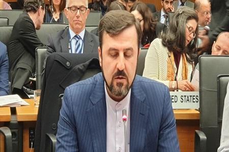 ابراز نگرانی ایران از اقدامات اخیر آمریکا و فرانسه در نقض معاهده منع جامع آزمایش های هسته ای