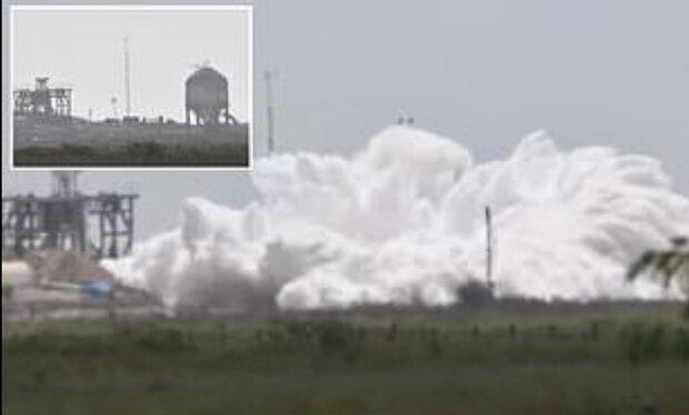 موشک استارشیپ بار دیگر منفجر شد