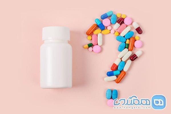 آیا ویتامین های تاریخ مصرف گذشته را می توان مصرف کرد؟