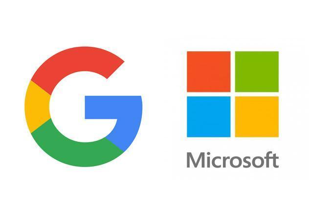 همکاری مایکروسافت و گوگل برای اپ های جدید
