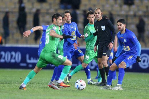 زمان و مکان بازی های استقلال در لیگ قهرمانان اعلام شد
