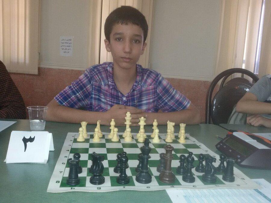 علت درگذشت شطرنجباز نوجوان شهررضایی معین شد
