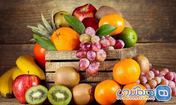 بدن هر کدام از ما به چقدر میوه احتیاج دارد؟